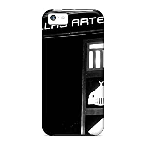 Hot Style QCiUt2831hTSTY Protective Case Cover For Iphone5c(bellas Artes)