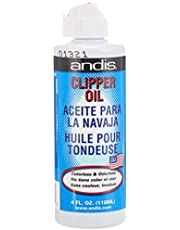 Andis 12241 Clipper Oil, 4-Ounce