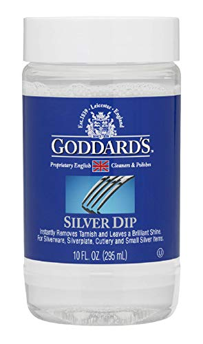 Goddards 707486 10 Oz Silver Dip (6 Pack) (Best Silver Cleaner Dip)