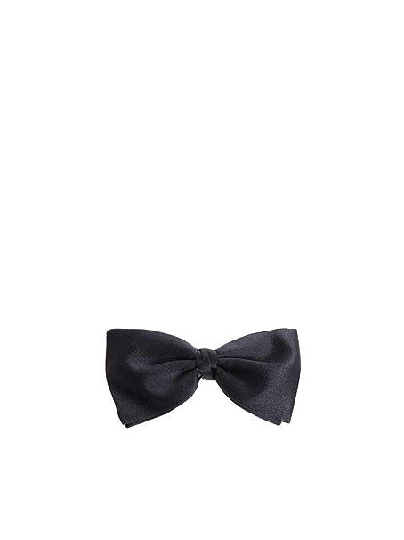 f21ddadaa8 Z Zegna Men's Z3d040sab Blue Silk Bow Tie at Amazon Men's Clothing ...