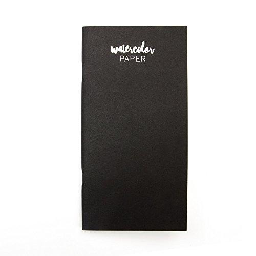 (Prima Marketing PTJ Watercolor Paper Notebook -Standard Size)