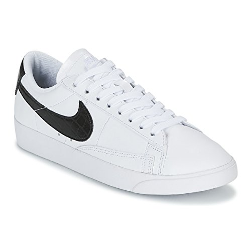 100 Scarpe Blazer Black Basket Nike White Low Bianco da Donna W qvRORT