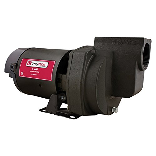 2-HP Cast Iron Lawn Irrigation (Lawn Sprinkler Pump)