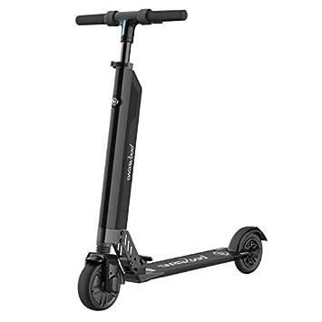 iWatRoad R5 Scooter Eléctrico Negro: Amazon.es: Juguetes y ...