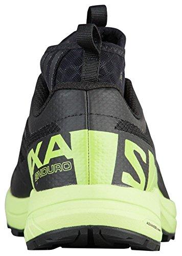 Black Black Men's M Running Xa US Salomon 9 Shoes Trail Enduro vgTqqY