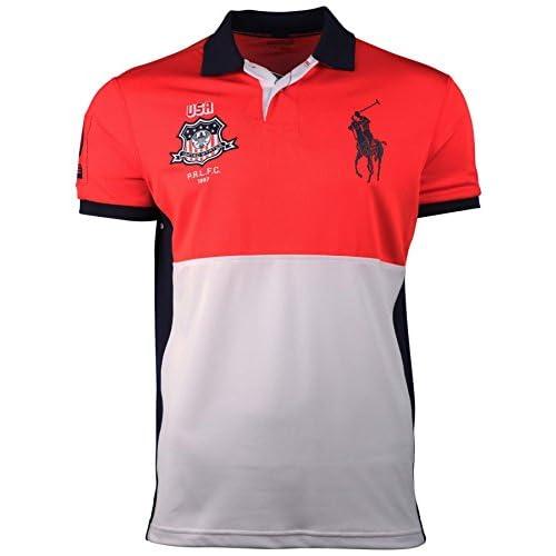 Ralph Mens Performance Shirt Malo Polo Cheap Lauren Usa Sport TlKF1Jc