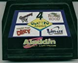 4 Quattro Adventure Aladdin Compact Cartridge