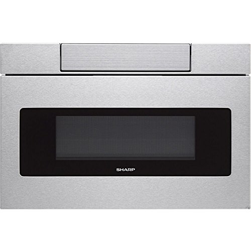 Sharp SMD2470AS Microwave 24 Inch Stainless