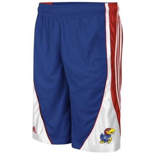 adidas Kansas Jayhawks Flash Short - Men - S