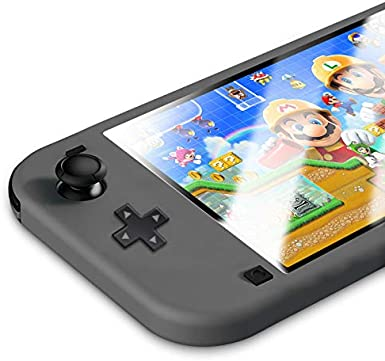 HEYSTOP Protector de pantalla para Nintendo Switch Lite, [2 ...
