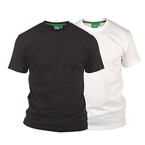 D555 Herren T-Shirt mehrfarbig verschieden
