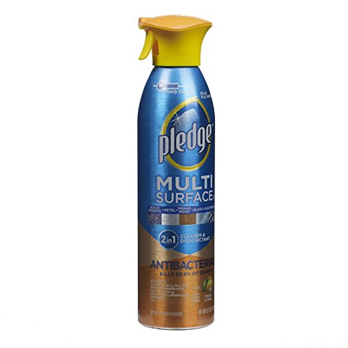 Pledge Multi Surface Spray Antibacterial Wood Polish