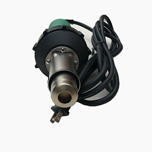 Bhoss 1600w 120v Hot Air Plastic Welding Gun Heat Gun Hot Air Gun Pvc Welder Plastic Welding for Pvc,pp,pe ,Pvdf by Bhoss (Image #3)