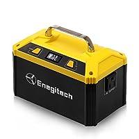Enegitech 178Wh 150W Portable Generator ...