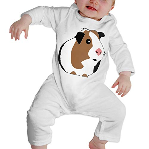 Baby Boy Girl Jumpsuit Cute Guinea Pig Toddler Jumpsuit -