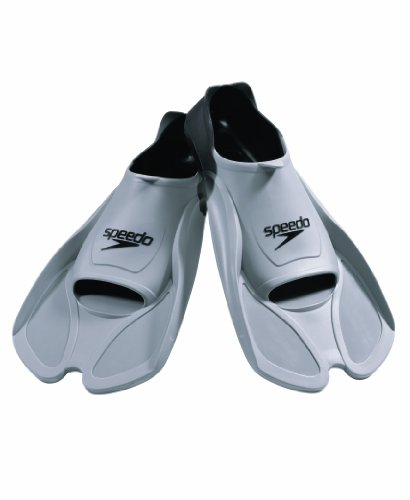 Speedo Biofuse Swim Training Fins, Multi Color, X-Large