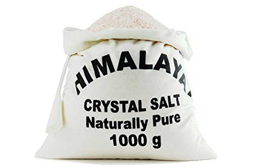 TeiKis Himalayan Crystal Bath Salt 1 (Himalayan Bath Salt Crystals)