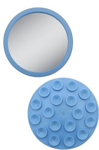 EZ-Grip - Petit miroir grossissant 12x - Couleur: Bleu Zadro Products Inc. EZG12B