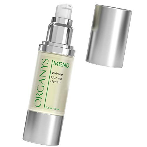Organys Anti-Wrinkle Face & Eye Serum Smooths Skin