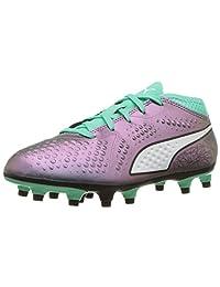 PUMA Kids' One 4 IL Syn FG Jr Soccer Shoe