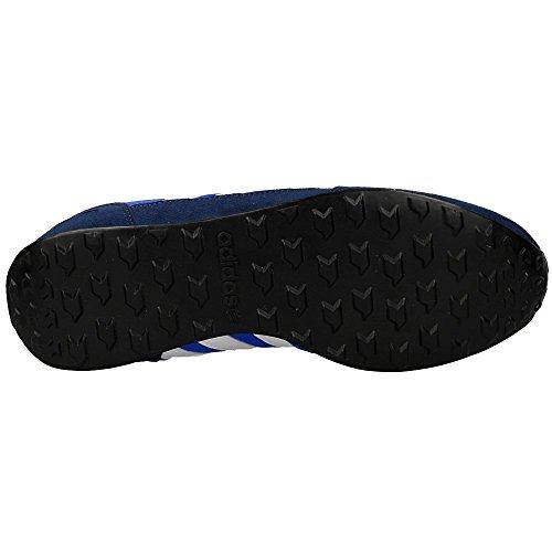 Bleu Baskets City Adidas Marine Neo Homme Racer Rouge fqXWvZw