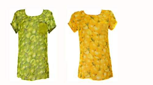 Exceptional Products - Camisas - para mujer Amarillos