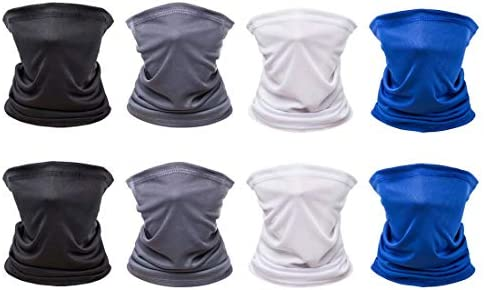 Fedciory Unisex Sun UV Protection Face Bandana Neck Gaiter