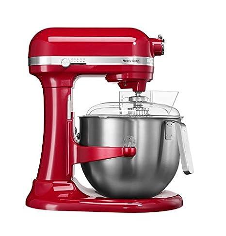 KitchenAid 5KSM7591X - Robot de cocina (Plata, 12,2 kg, 37,1 cm, 33,8 cm, 50/60 Hz, Acero inoxidable): Amazon.es: Hogar