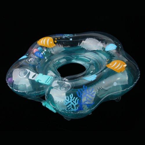 Flotador para el cuello bebe Seguridad en Piscina Bañera: Amazon.es: Bebé