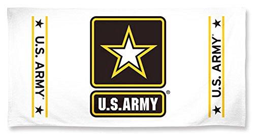 Army Beach Towel (US Army 27 X 50 Inch Beach Towel)