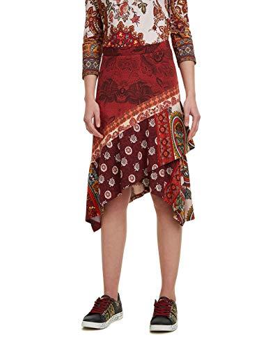 Desigual Damen Skirt Indira Rock
