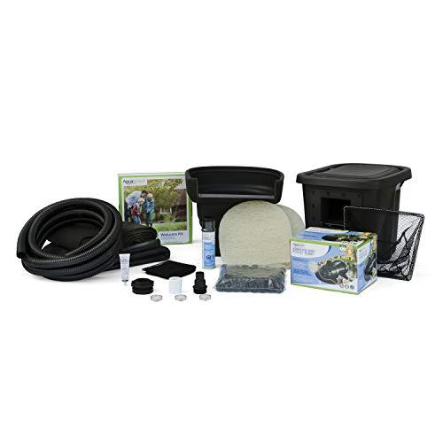 AquaScape 99765 DIY Ecosystem Backyard Pond Kit, 8-feet x 11-feet