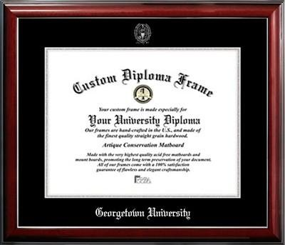 Georgetown University Traditional Diploma Frame