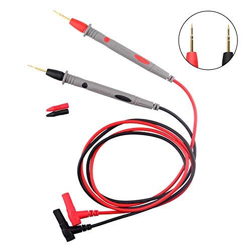Multimeter Test Leads Banana Plug Digital Multimeter Probes Electrical Test Probe 20A 1000V - Multimeter Probe Digital