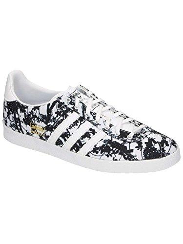 Adidas Gazzella Og W - S78882 Bianco-nero