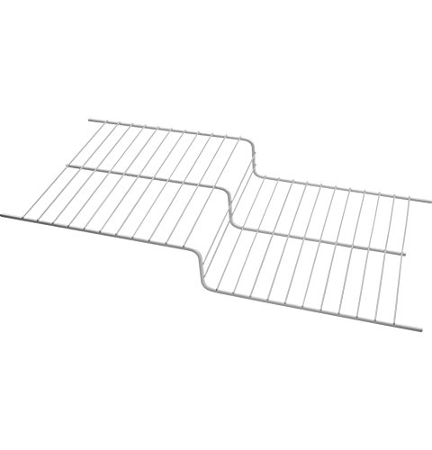 (WR71X2086 Refrigerator Freezer Wire Shelf for GE Kenmore AP2072653 PS305834 )