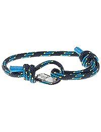Wind Passion Waterproof Nautical Rope Bracelet for Men