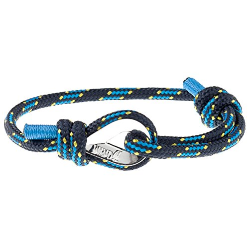 Wind Passion Dark Blue Rope Bracelet Accessory for -