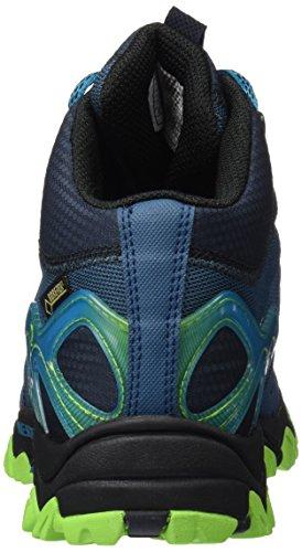 Calzado Outdoor Grassbow Mid Sport Gtx Azul (Bright Blue)