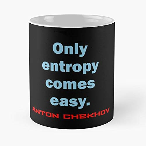 Quotes {{%20}}thoughts {{%20}}wisdom {{%20}}anton{{%20}}chekhov - Funny Gifts For Men And Women Gift Coffee Mug Tea Cup White 11 Oz.the Best Holidays.