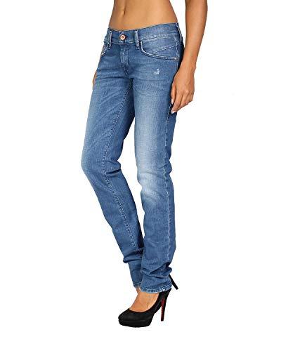 Diesel Jean Femme R96R Skinny Getlegg Bleu Slim wFrqw0