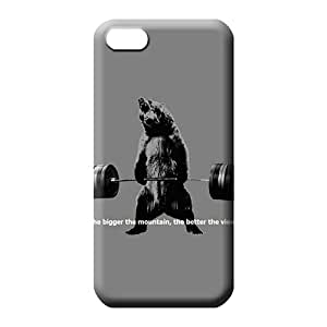 iphone 6 normal Eco Package Phone New Arrival Wonderful cell phone carrying covers bear lifting weights quote
