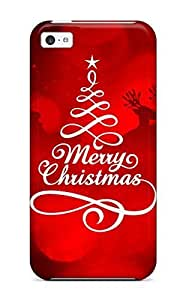 For RluPojp851zNEEd Merry Christmas New Protective Case Cover Skiniphone 5c Case Cover