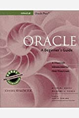 Oracle: A Beginner's Guide Paperback