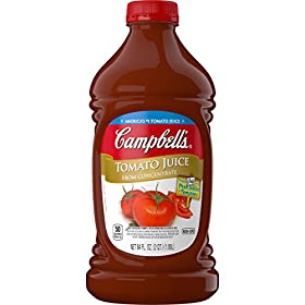Campbell's Tomato Juice, 64 Ounce (Packaging May Vary)