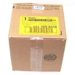 Kodak Photo print Kit for Kodak Kiosk GS Compact and G4 System