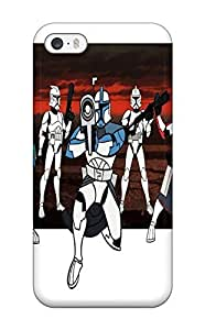 Carrie Diy Awesome DanRobertse Defender case cover For Iphone 5/5s- Star Wars CcHbqa9dZAn Tv Show Entertainment
