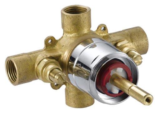 EZ-FLO 10207 pressure balance valve brass