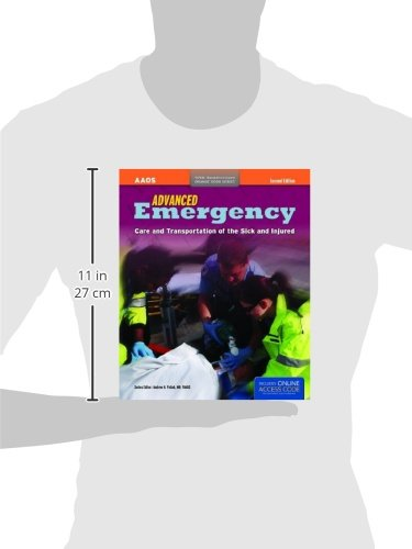 Advanced Emergency Care and Transportation of the Sick and Injured (Orange Book)