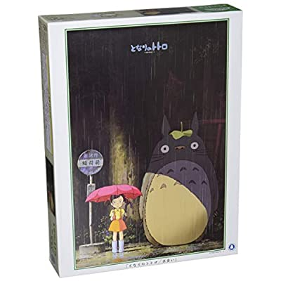 ensky My Neighbor Totoro Encounter Jigsaw Puzzle (1000-Piece): Toys & Games